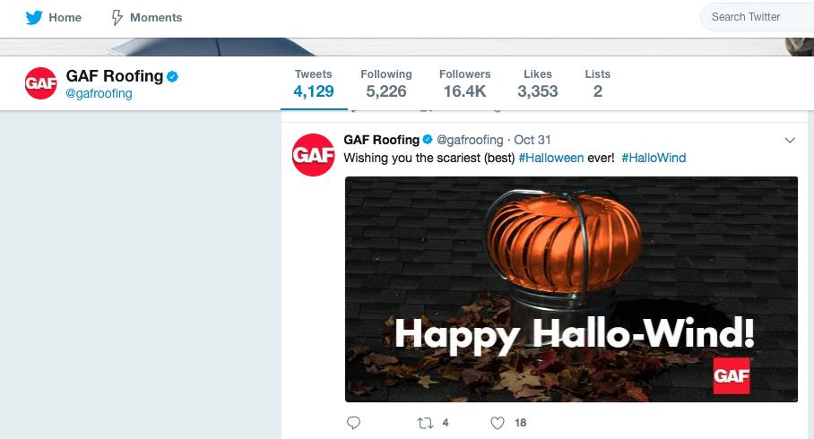 GAF Twitter